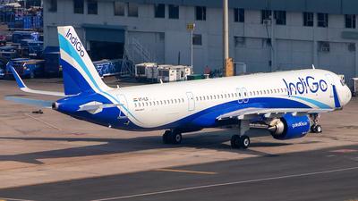 VT-ILG - Airbus A321-251NX - IndiGo Airlines