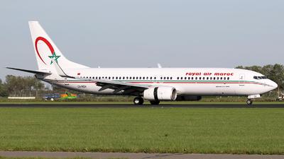 CN-ROH - Boeing 737-85P - Royal Air Maroc (RAM)