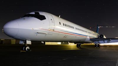 N880DP - McDonnell Douglas MD-83 - Judah 1