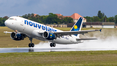 TS-INU - Airbus A320-214 - Nouvelair