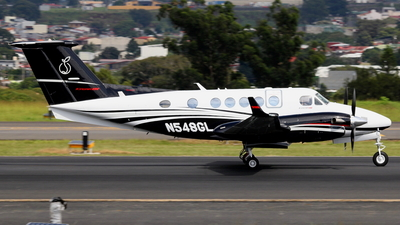 N548GL - Beechcraft B200GT King Air 250 - Private