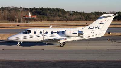 N224FD - Beechcraft 400A Beechjet - Flight Options