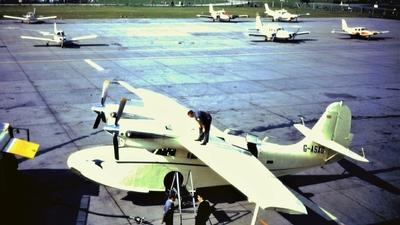 G-ASXG - Grumman G-21A Goose - Private