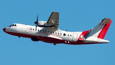 CSX62208 - ATR 42-420MP Surveyor - Italy - Coast Guard
