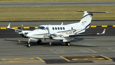 ZS-PCH - Beechcraft B200 Super King Air - Private