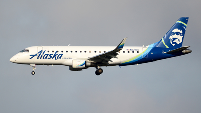 N629QX - Embraer 170-200LR - Alaska Airlines (Horizon Air)