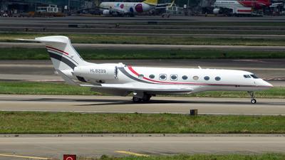 HL8299 - Gulfstream G650ER - Aero Pacific Flightlines