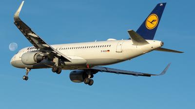 D-AIUN - Airbus A320-214 - Lufthansa