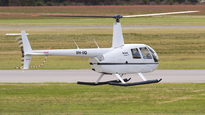 A picture of VHIIQ - Robinson R44 II - [10747] - © Dave Parer