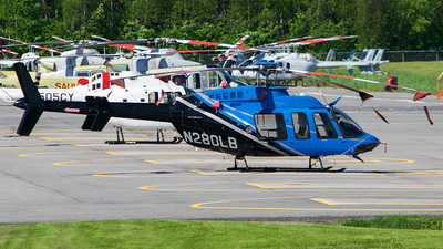 N280LB - Bell 407 - Bell Helicopter Textron