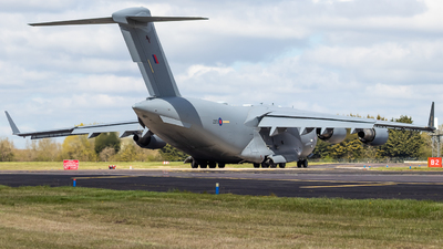 ZZ175 - Boeing C-17A Globemaster III - United Kingdom - Royal Air Force (RAF)