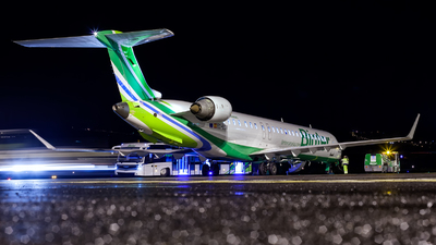 EC-LOV - Bombardier CRJ-1000 - Binter Canarias (Air Nostrum)