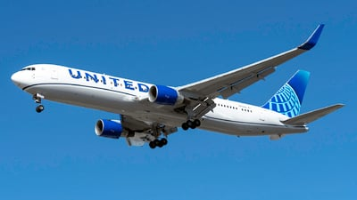 A picture of N676UA - Boeing 767322(ER) - United Airlines - © Kerrigan_Aviation_NJ