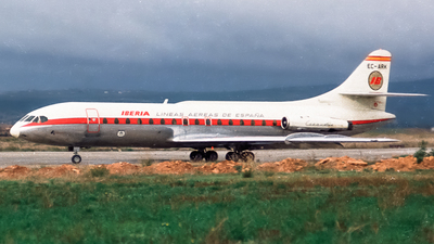 EC-ARK - Sud Aviation SE 210 Caravelle VIR - Iberia