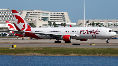 A picture of CGHPN - Boeing 76733A(ER) - [33424] - © Eric Page Lu