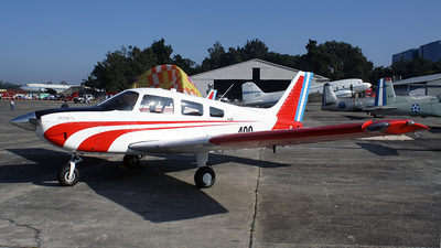 400 - Piper PA-28-181 Archer TX - Guatemala - Air Force