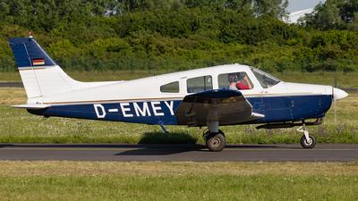 D-EMEY - Piper PA-28-161 Warrior II - PanoramaFlug