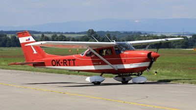 OK-RTT - Reims-Cessna F172F Skyhawk - Private