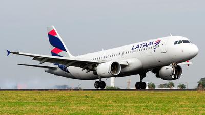 PR-MYO - Airbus A320-214 - LATAM Airlines