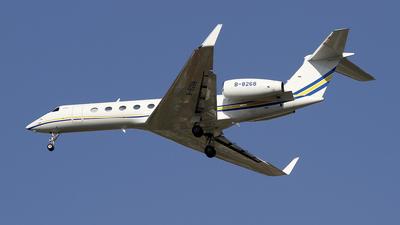 B-8268 - Gulfstream G550 - Private