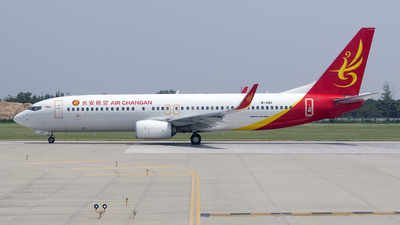 B-1161 - Boeing 737-84P - Air Changan