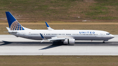 A picture of N39463 - Boeing 737924(ER) - United Airlines - © Marcel Hohl