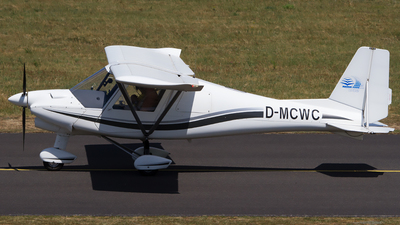 D-MCWC - Ikarus C-42B - Private