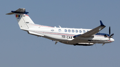 YR-CAA - Beechcraft B300 King Air 350 - Romania - Civil Aeronautical Authority