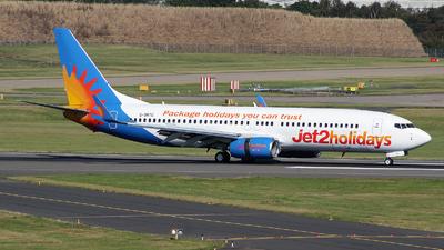 G-DRTC - Boeing 737-808 - Jet2.com