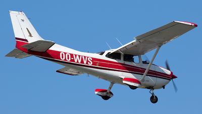 OO-WVS - Cessna 172N Skyhawk II - Zoute Aviation Club