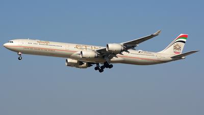 A6-EHH - Airbus A340-642 - Etihad Airways