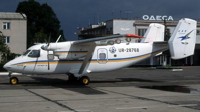 UR-28768 - Antonov An-28 - Ukraine Central Air Club