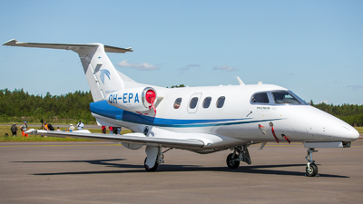 OH-EPA - Embraer 500 Phenom 100 - Finnish Aviation Academy
