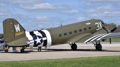 N47TB - Douglas C-47A Skytrain - Commemorative Air Force