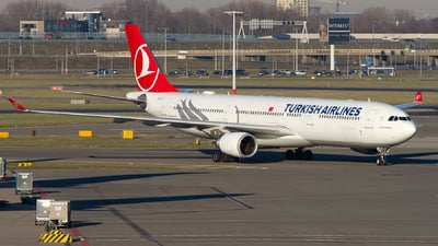 TC-JOI - Airbus A330-303 - Turkish Airlines