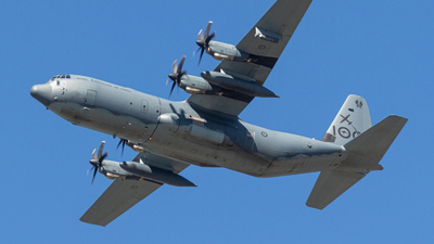 A picture of A97448 - Lockheed C130J Hercules -  - © Clinton_vern