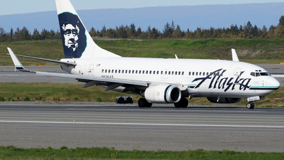 N626AS - Boeing 737-790 - Alaska Airlines