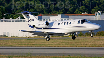 D-IVVA - Cessna 525A CitationJet 2 - Jetline