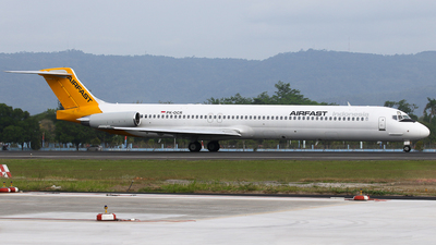 PK-OCR - McDonnell Douglas MD-83 - Airfast Indonesia