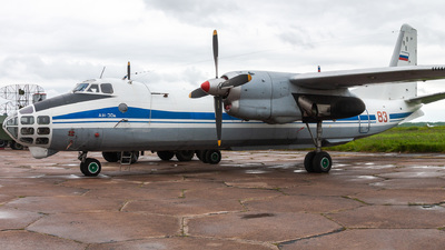 83 - Antonov An-30B - Russia - Air Force