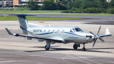 N224TW - Pilatus PC-12/45 - Tradewind Aviation