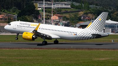 EC-NFJ - Airbus A320-271N - Vueling