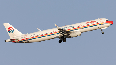 B-9971 - Airbus A321-231 - China Eastern Airlines