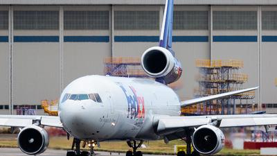 N621FE - McDonnell Douglas MD-11(F) - FedEx