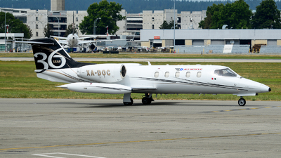 XA-DOC - Bombardier Learjet 36 - Jet Rescue