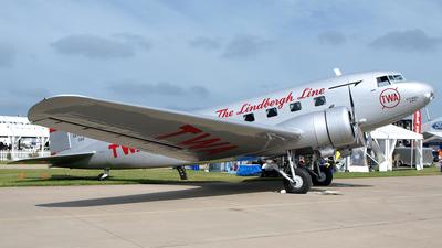 N1934D - Douglas DC-2 - Boeing Museum of Flight