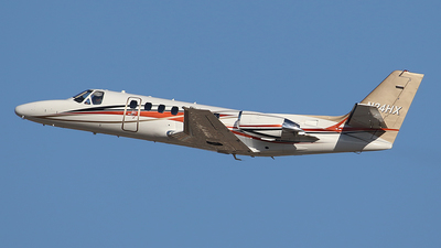 N24HX - Cessna 560 Citation V - Private