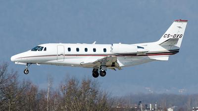 CS-DXG - Cessna 560XL Citation XLS - NetJets Europe