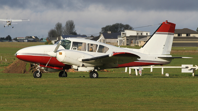 ZK-CUS - Piper PA-23-250 Aztec D - Private