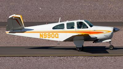 A picture of N990Q - Beech P35 Bonanza - [D6856] - © Jeremy D. Dando